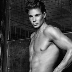 Rafael Nadal : dans les coulisses de son strip-tease pour Armani