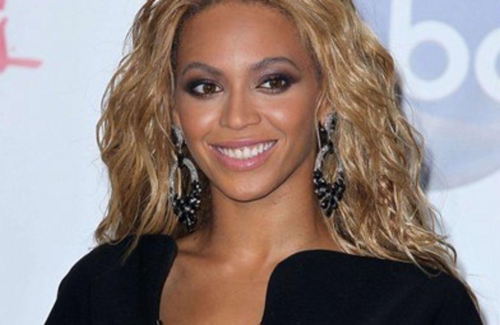 Beyoncé : découvrez sa robe de mariée !