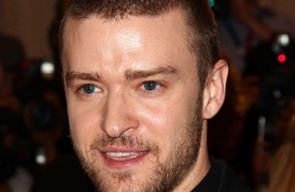 Justin Timberlake : battu par le Chat Potté !