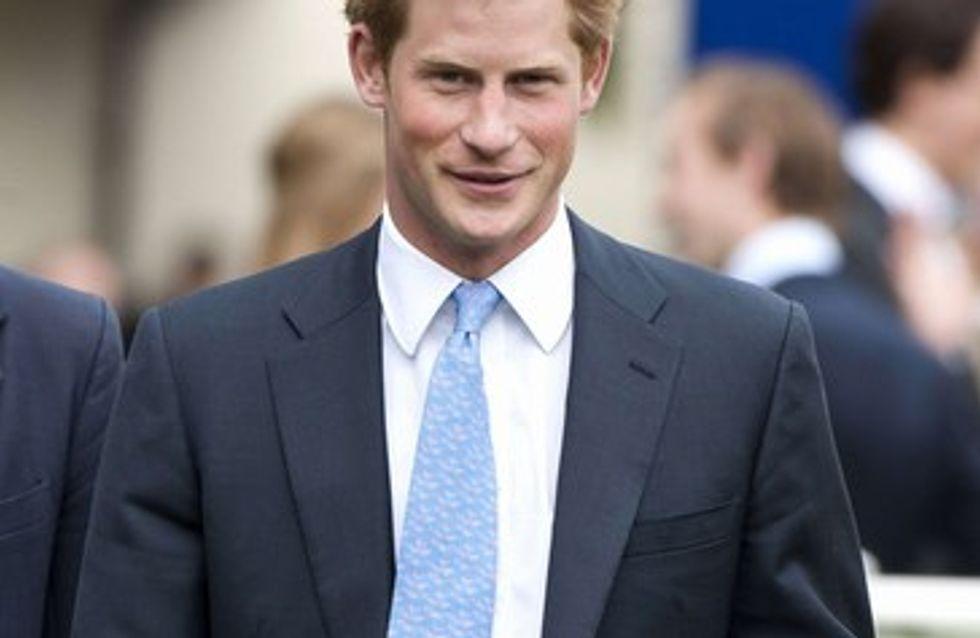 Le Prince Harry : encore amoureux de son ex