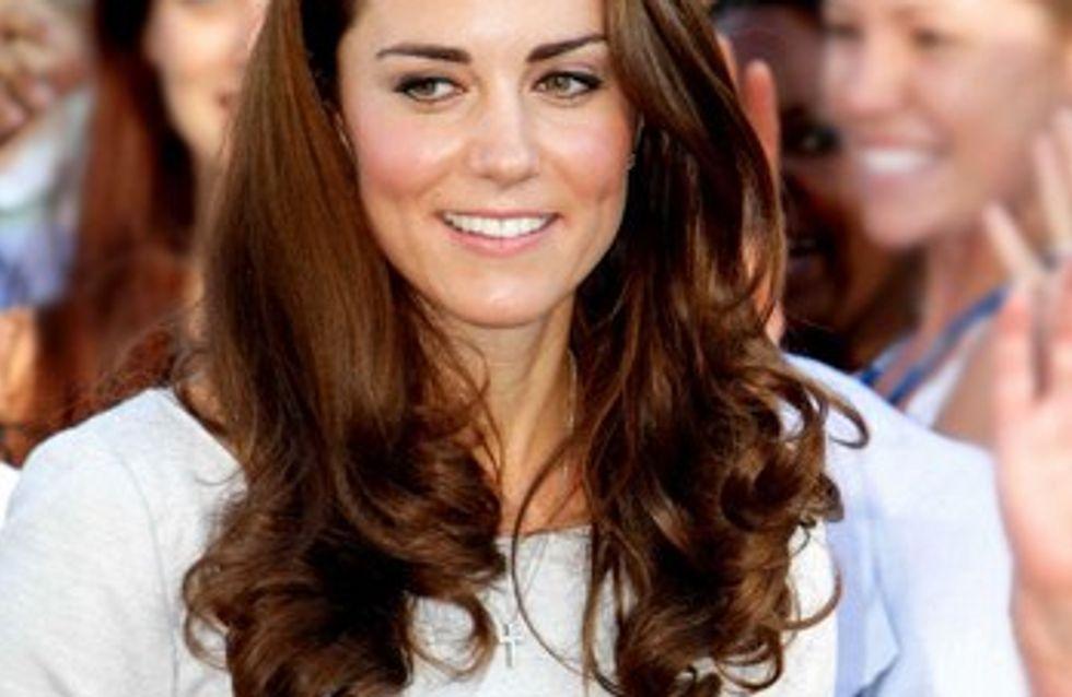 Kate Middleton enceinte : Buckingham Palace ne dit pas non...