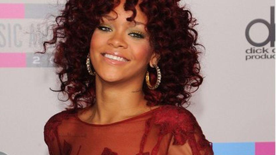 "Rihanna : ""J'aime les hommes agressifs"""