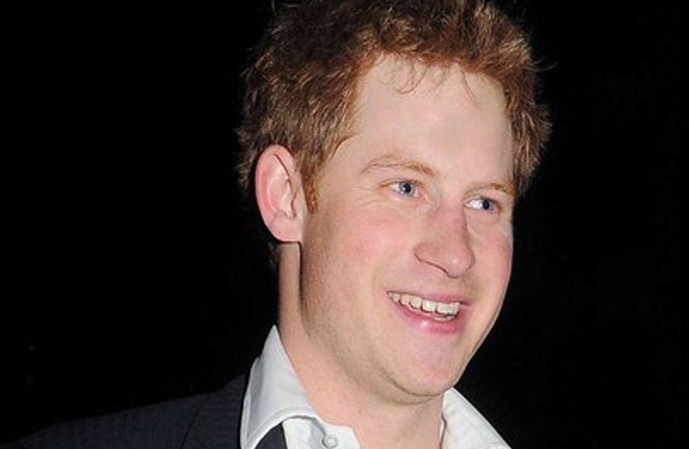 Le Prince Harry : les filles lui font tourner la tête à Las Vegas