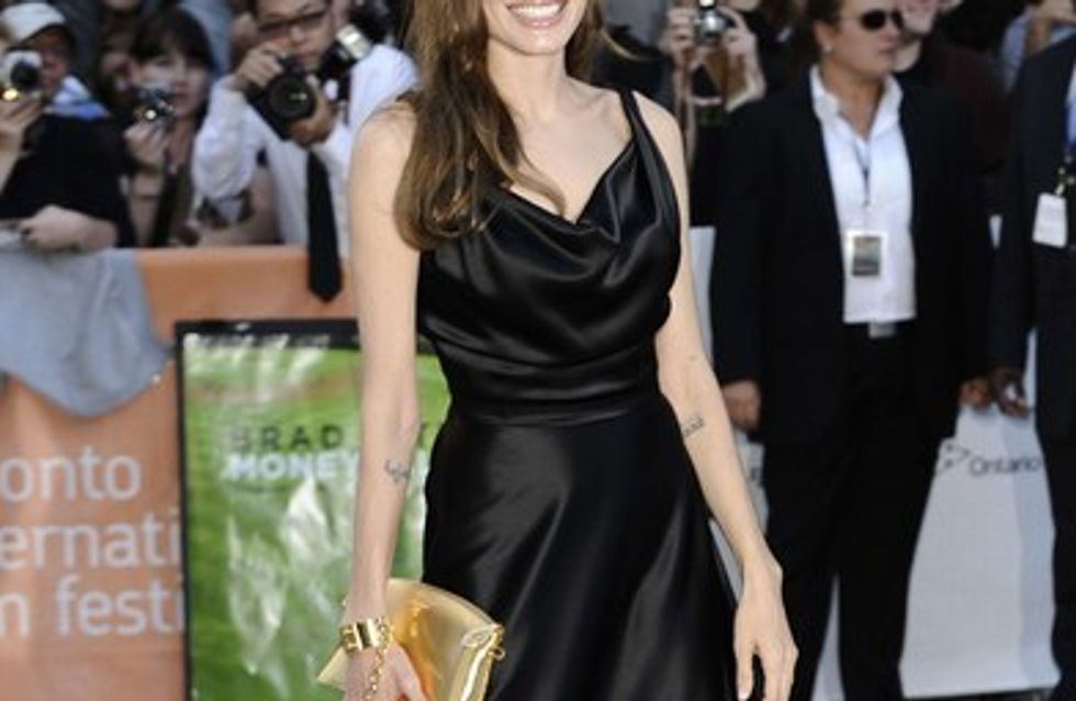 Angelina Jolie : découvrez son nouveau rôle au cinéma