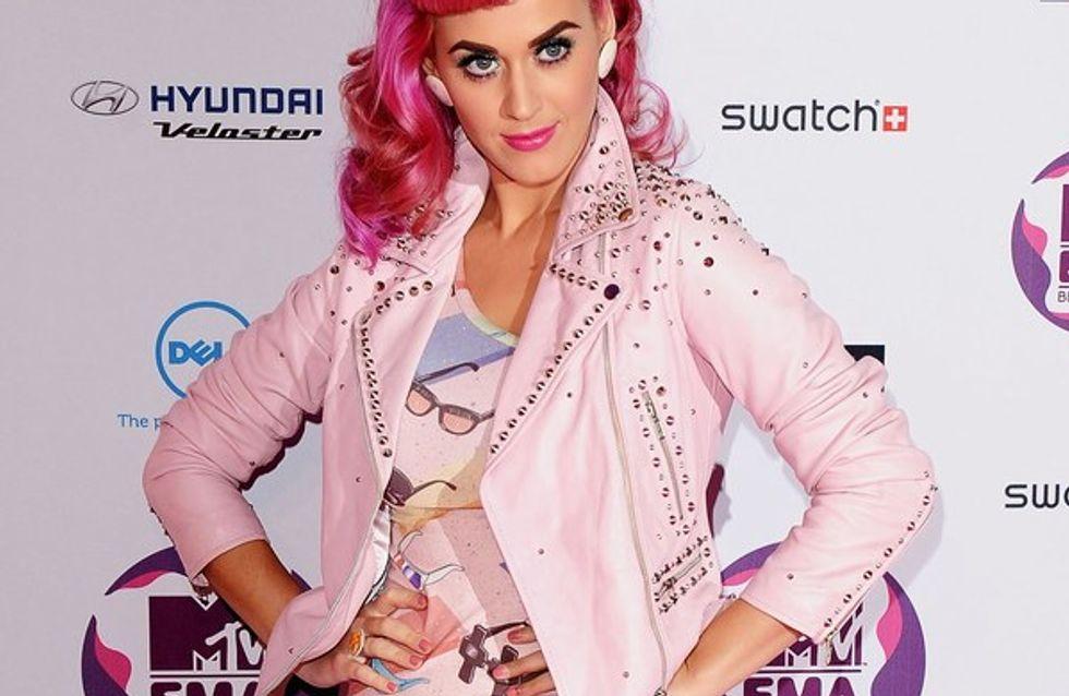 Katy Perry : non elle n'est pas enceinte