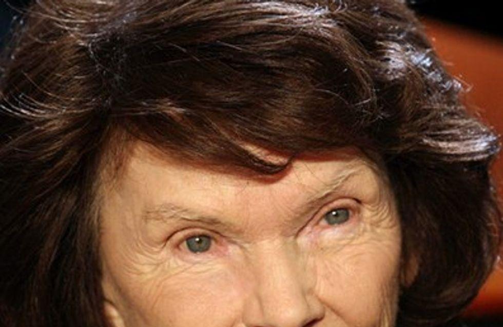 Danielle Mitterrand est décédée