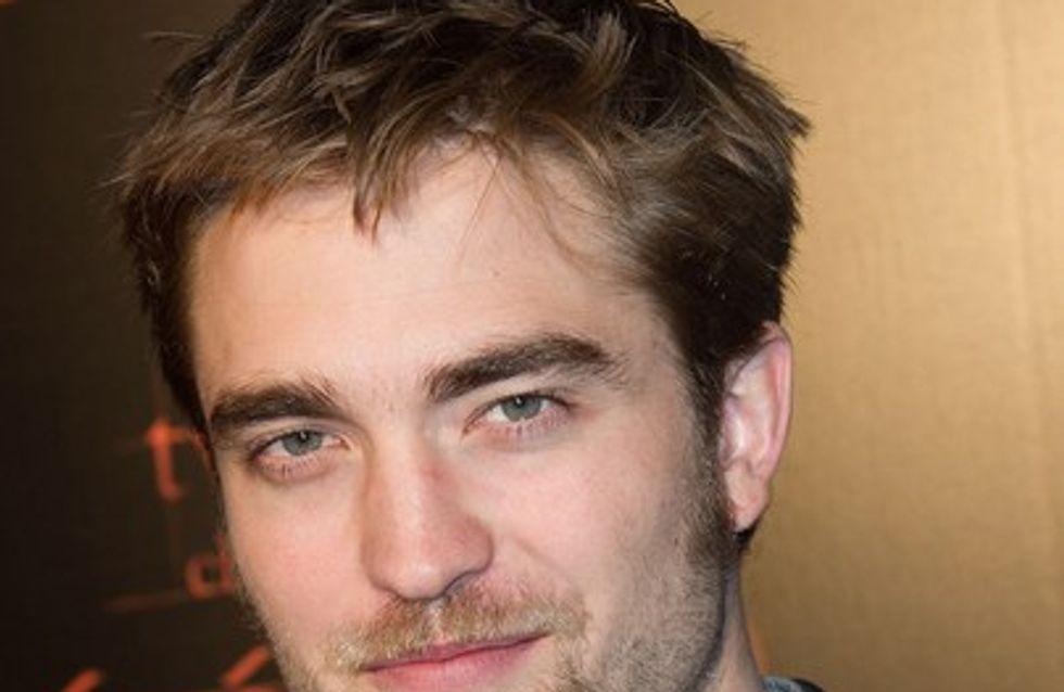 Robert Pattinson : il a choisi les prénoms de ses enfants...