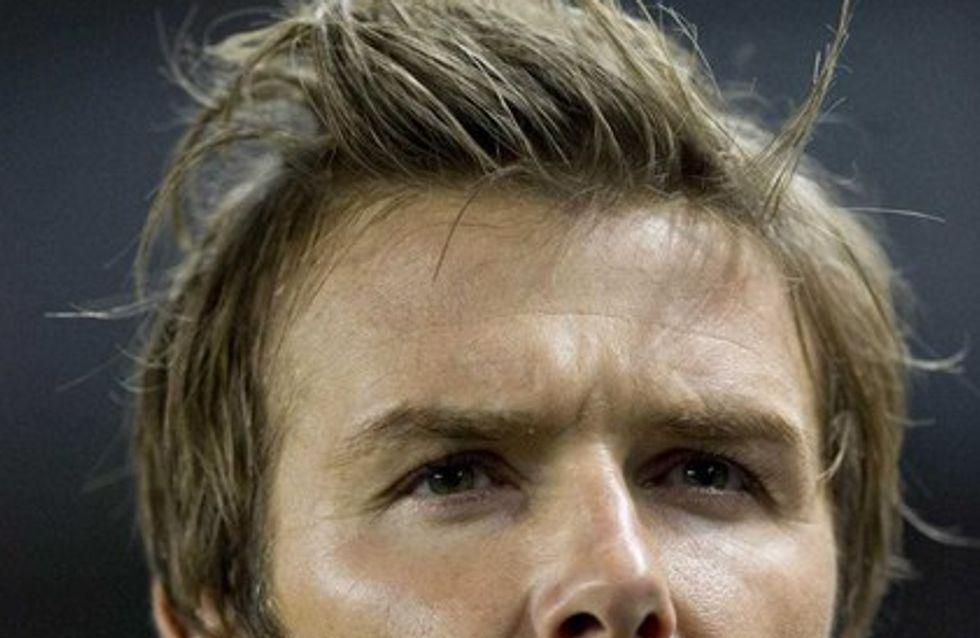 """David Beckham : """"J'ai une décision à prendre sur mon avenir"""""""