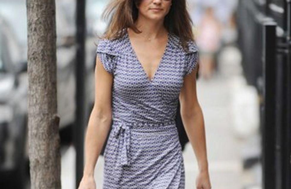 Pippa Middleton : sa robe de demoiselle d'honneur enfin en vente !