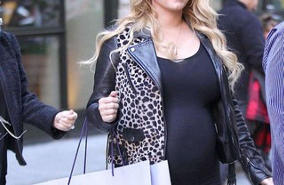 Jessica Simpson raconte les petits désagréments de sa grossesse