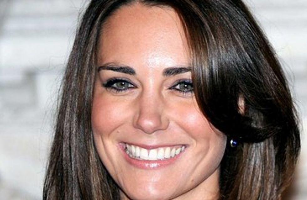 Kate Middleton : pas si anorexique que ça !
