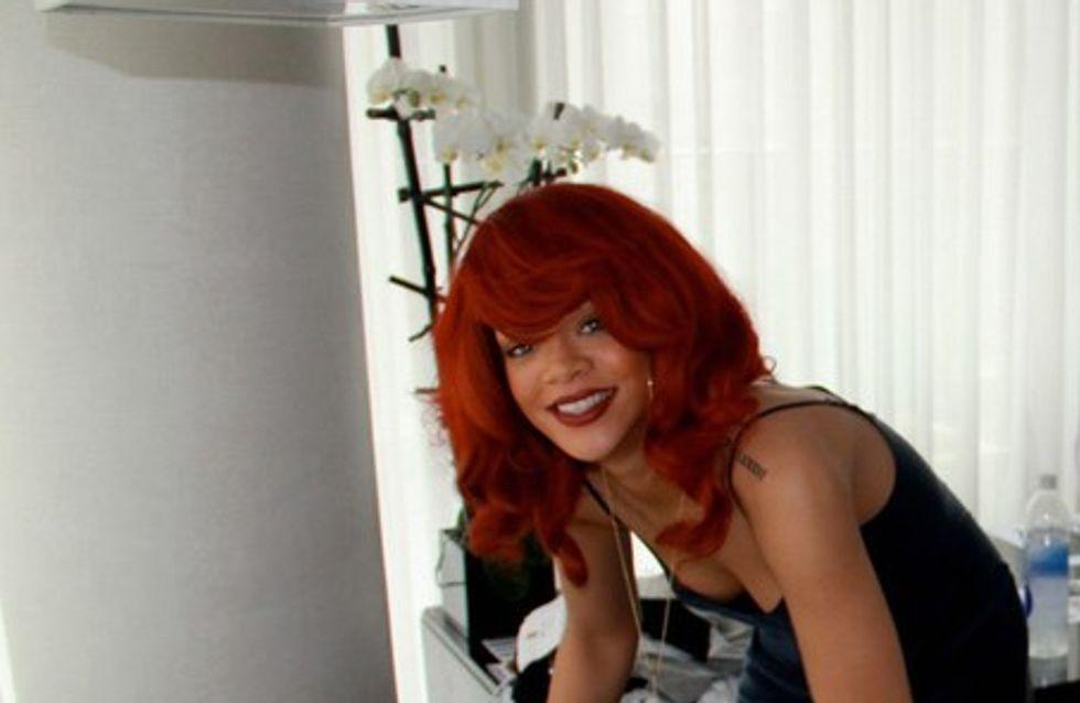 Rihanna : découvrez ses soutien-gorges pour Armani !