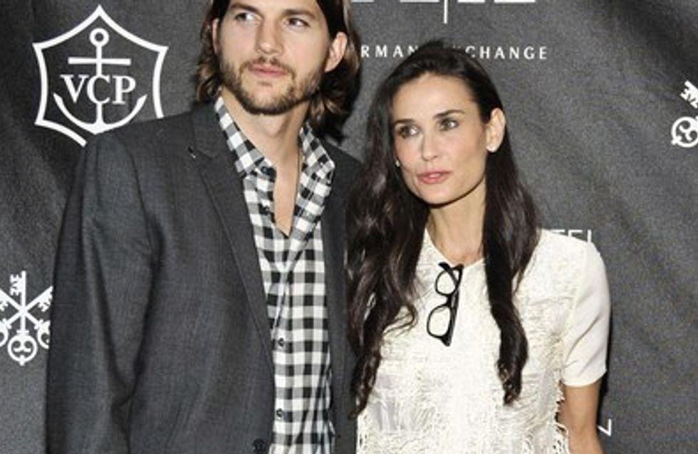 Demi Moore et Ashton Kutcher : les raisons de leur divorce