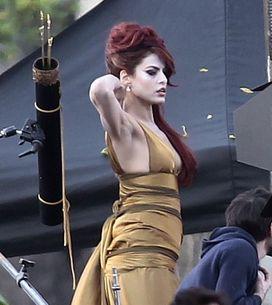 Eva Mendes : elle a changé de couleur de cheveux !