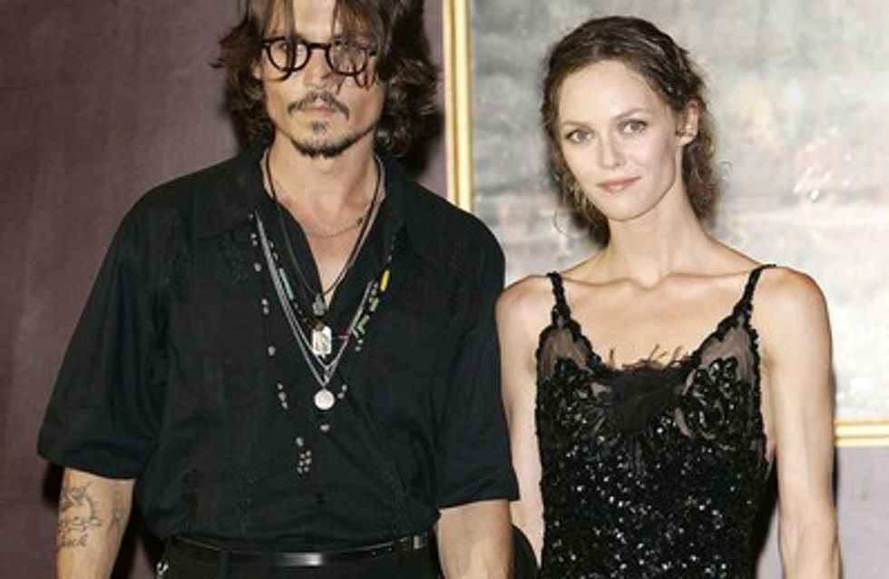 Vanessa Paradis : découvrez son duo avec Johnny Depp !