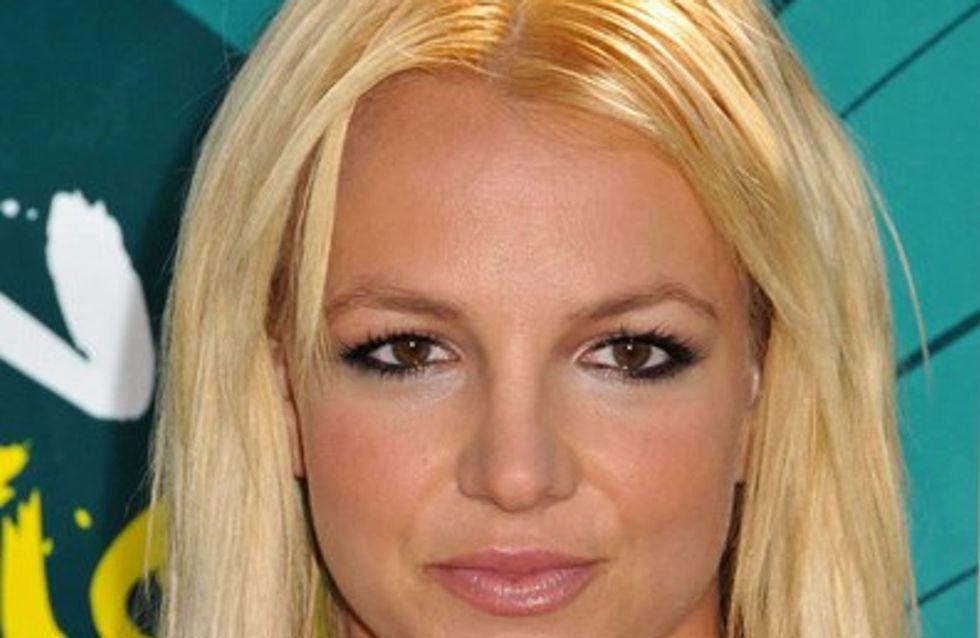 Britney Spears : elle se laisse aller !