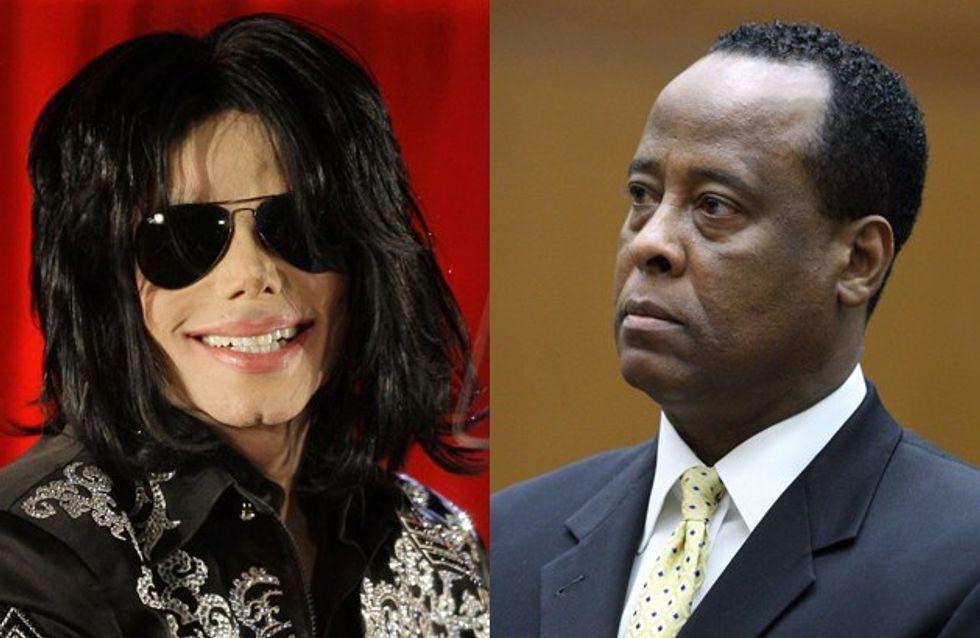 Michael Jackson : Le Dr Murray pourrait payer 100 millions $ à ses enfants