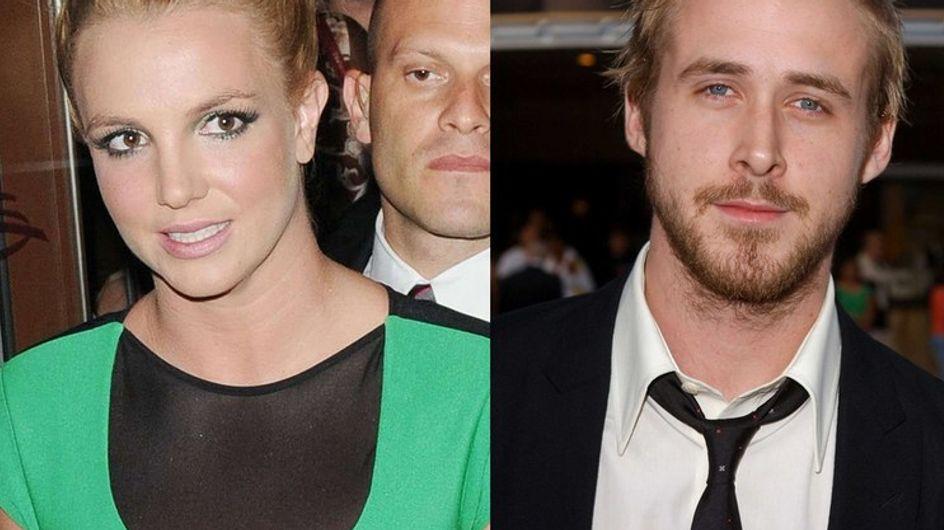 """Britney Spears : """"Je suis une grosse fan de Ryan Gosling"""""""