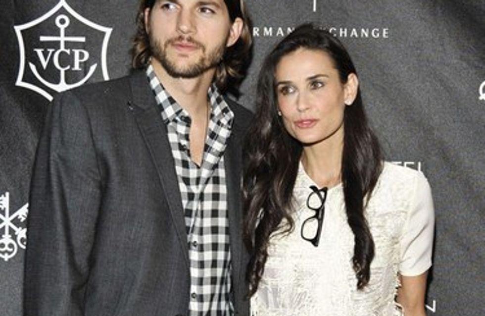 Ashton Kutcher : sa maîtresse n'est pas responsable de son divorce avec Demi Moore