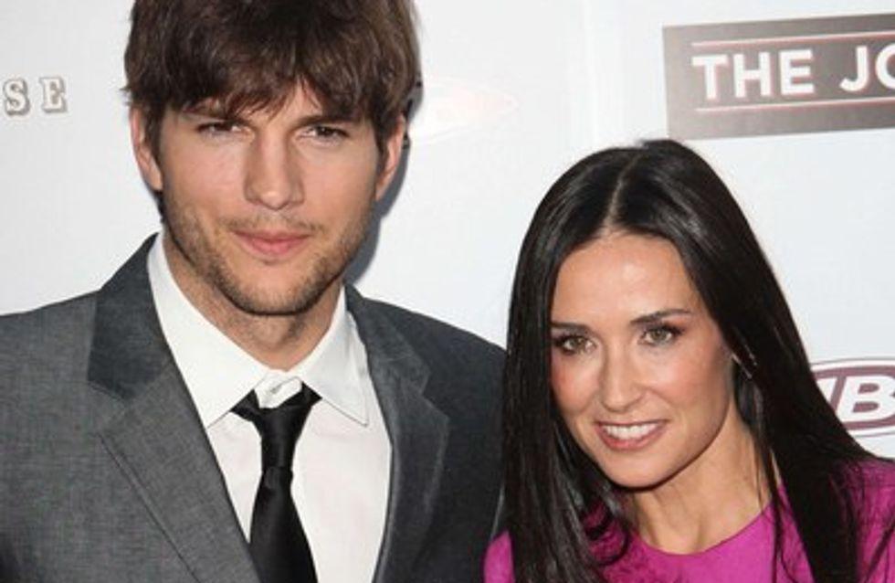 Demi Moore et Ashton Kutcher : ils organisaient des plans à 3