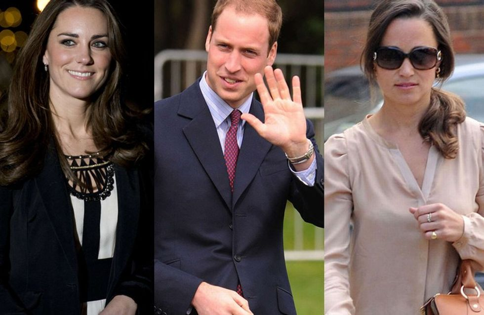 Kate Middleton : le Prince William pourrait-il la tromper avec Pippa ?