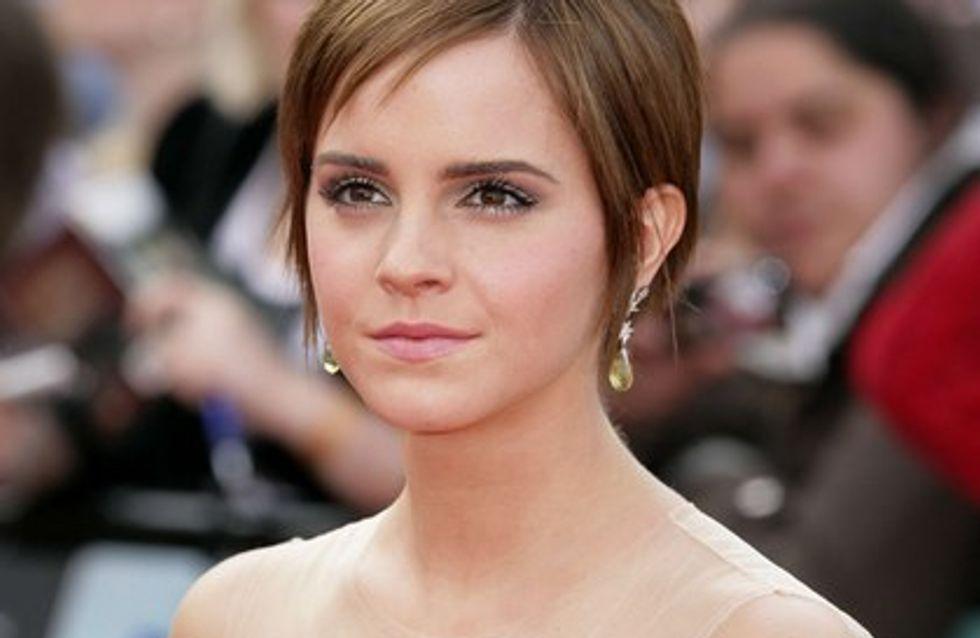 Emma Watson : son conseil pour avoir une belle peau