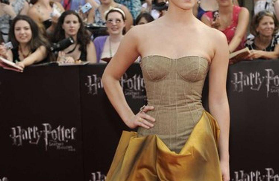 Emma Watson : La beauté vient de l'intérieur