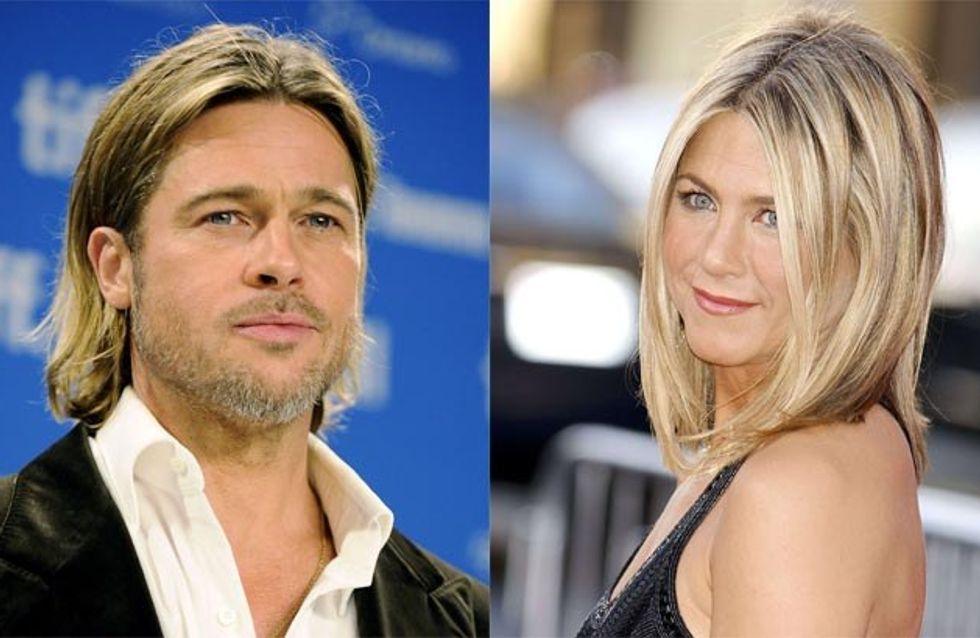 Brad Pitt et Jennifer Aniston : retrouvailles manquées