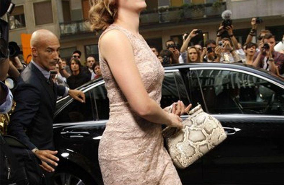 Scarlett Johansson chante Noël