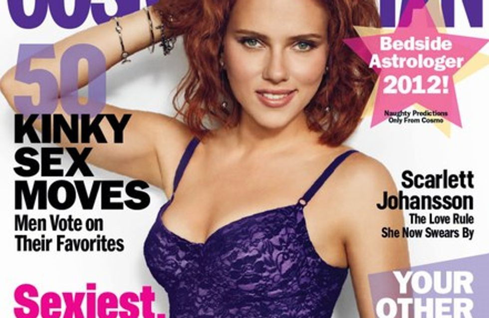 Scarlett Johansson : ce qu'elle attend d'un homme
