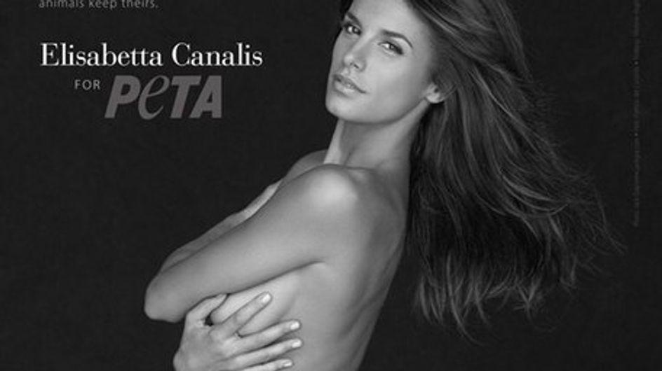 Elisabetta Canalis : elle pose toute nue !