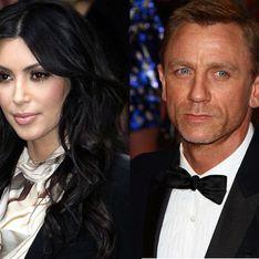 Kim Kardashian : insultée par Daniel Craig !
