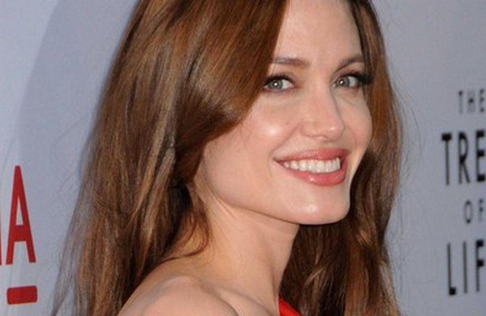 Angelina Jolie : Je n'ai pas une beauté classique