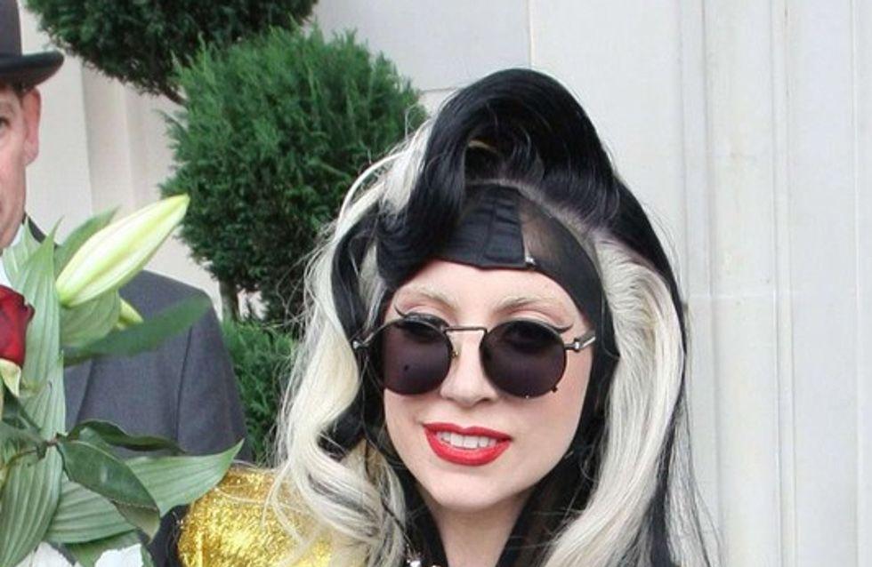 Lady Gaga : nue pour Vanity Fair