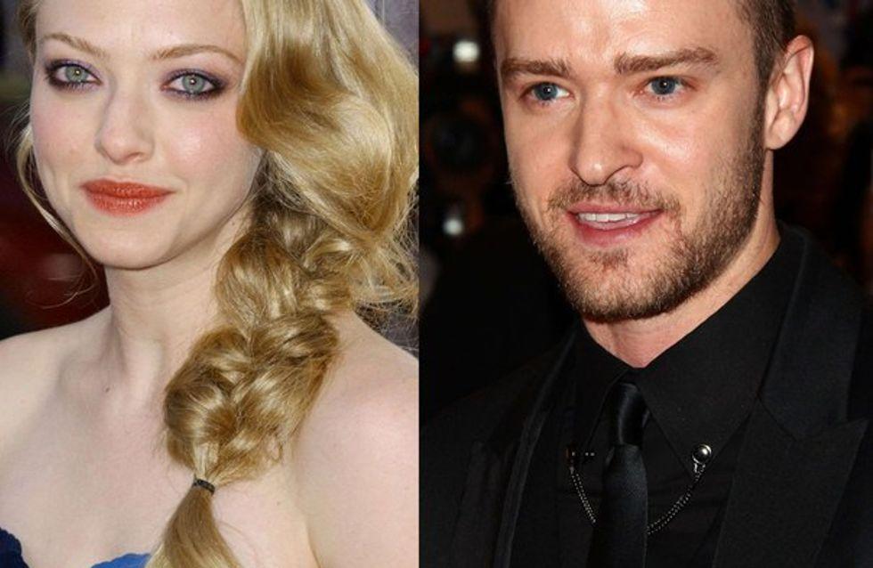 Amanda Seyfried : Justin Timberlake était mon fantasme d'ado