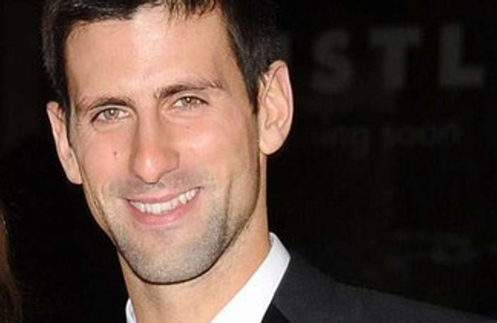 Novak Djokovic devient acteur