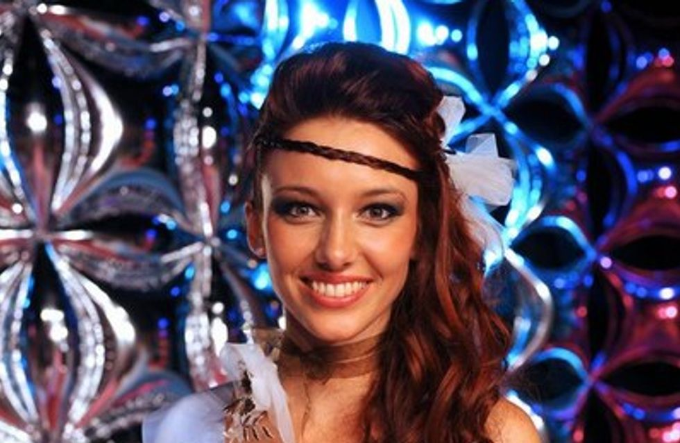 Miss Alsace élue Miss France 2012 !