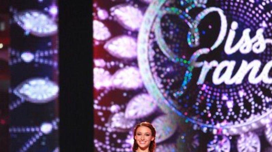 Miss France : la première journée de Delphine Wespiser, Miss France 2012