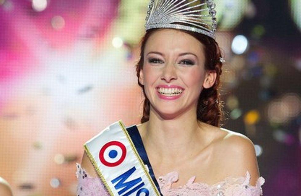 Delphine Wespiser, Miss France 2012 bat Christelle Roca, Miss Prestige National 2012