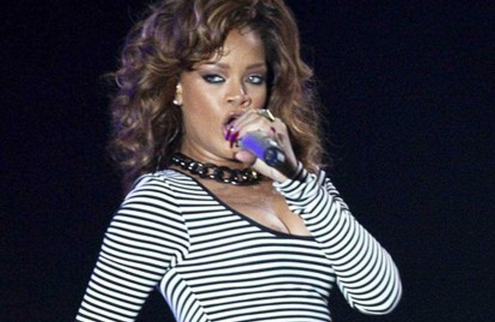 Rihanna : son programme plutôt hot pour le réveillon
