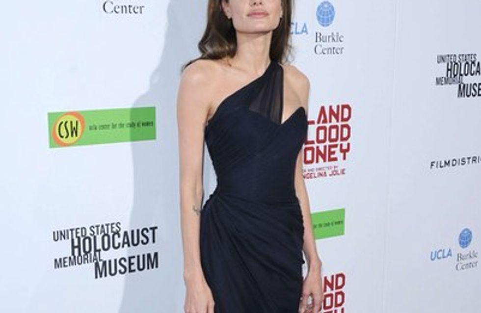 Angelina Jolie : pourquoi est-elle aussi maigre ?