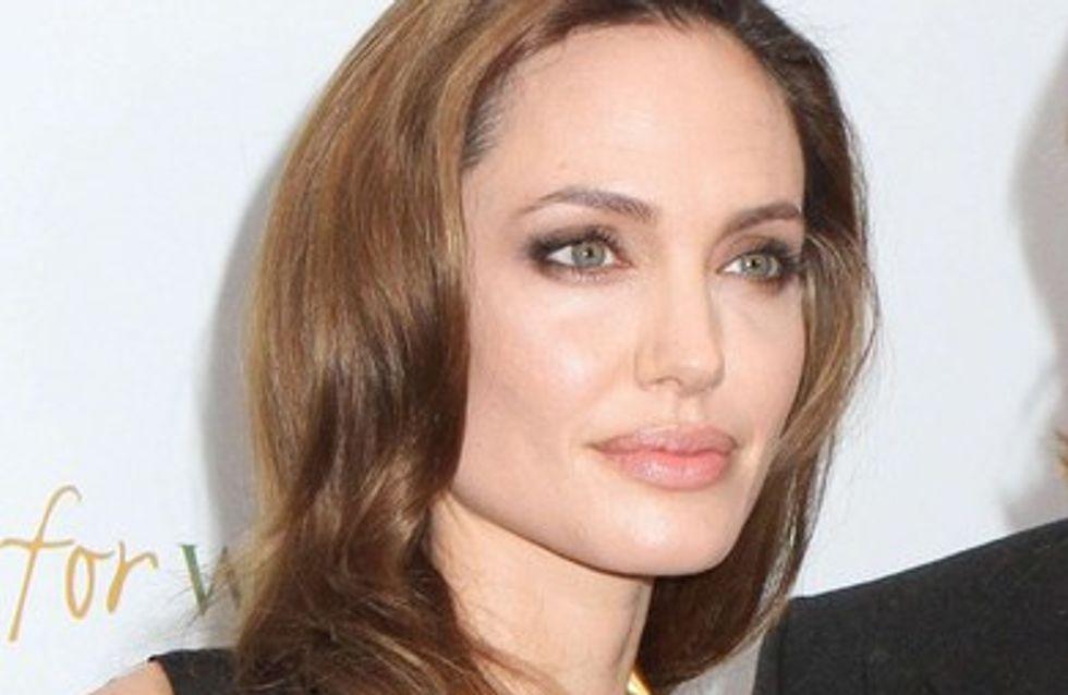 Angelina Jolie : elle brime ses enfants !
