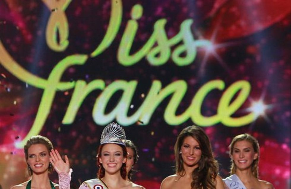 Delphine Wespiser : Miss France 2012 ne quittera pas son jules