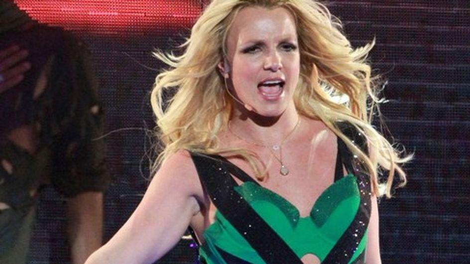 Britney Spears : elle fête la fin de sa tournée en famille !