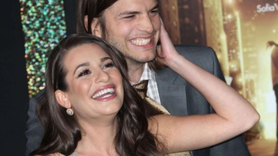 Ashton Kutcher : Nouvel An avec Lea Michele ?