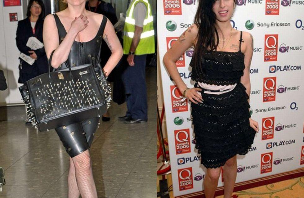 Lady Gaga : elle pourrait incarner Amy Winehouse au cinéma