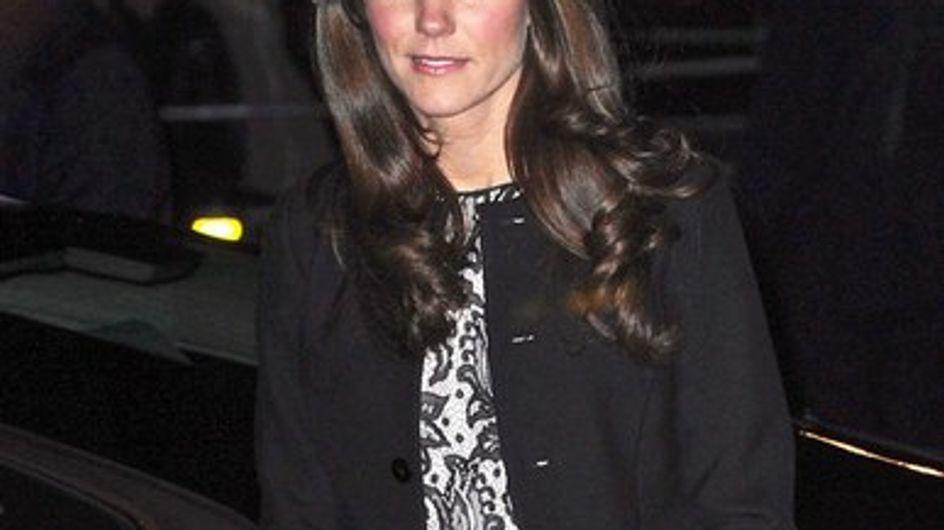 Kate Middleton : elle donne un coup de main au prince William