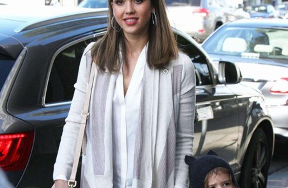 Jessica Alba : prête à tout pour ses enfants !
