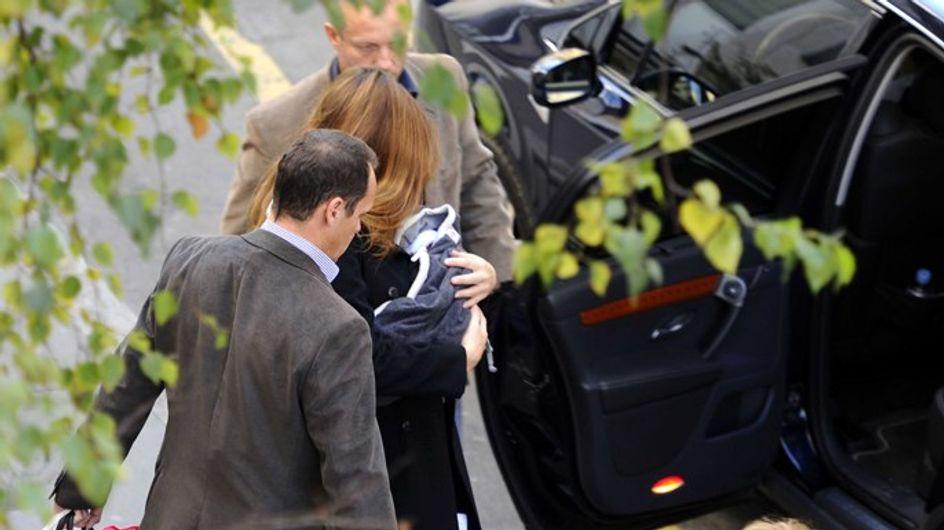Giulia Sarkozy : une sortie pour ses deux mois ?