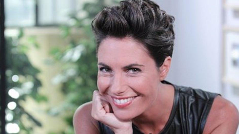 Alessandra Sublet élue animatrice la plus craquante